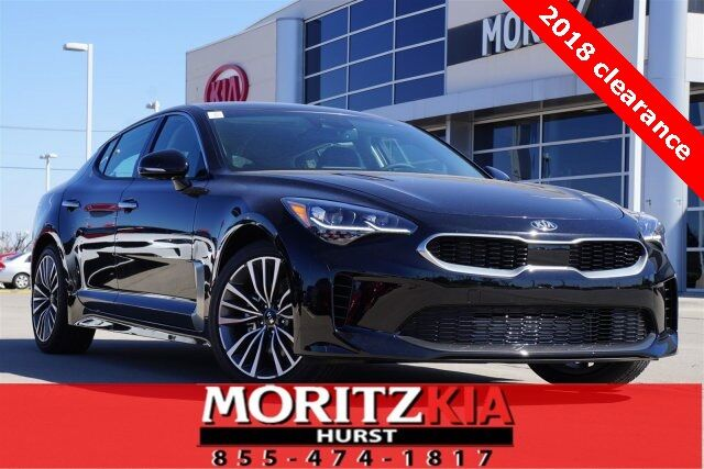 2018 Kia Stinger Premium Fort Worth TX