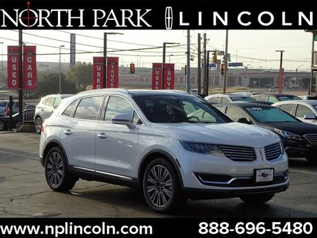 2018 LINCOLN MKX Black Label San Antonio TX