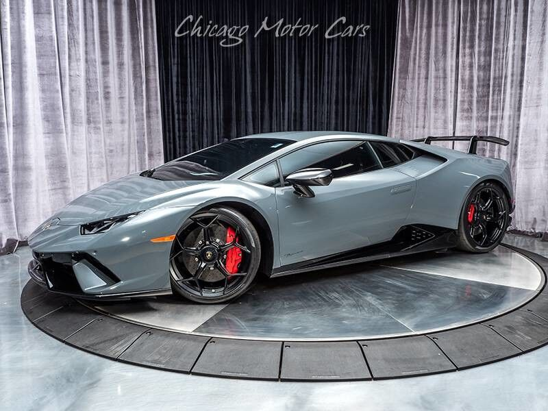 2018_Lamborghini_Huracan_Performante_ Chicago IL