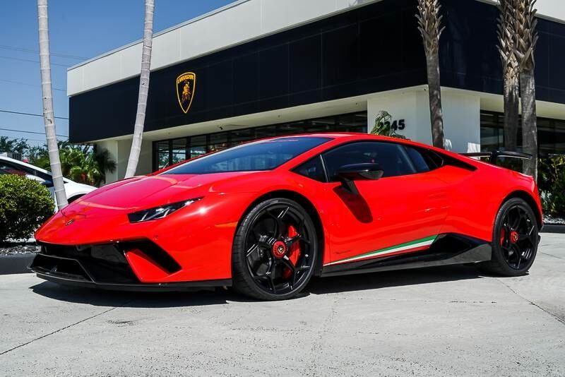 Lamborghini Huracan Lease >> 2018 Lamborghini Huracan Performante West Palm Beach FL 22984149