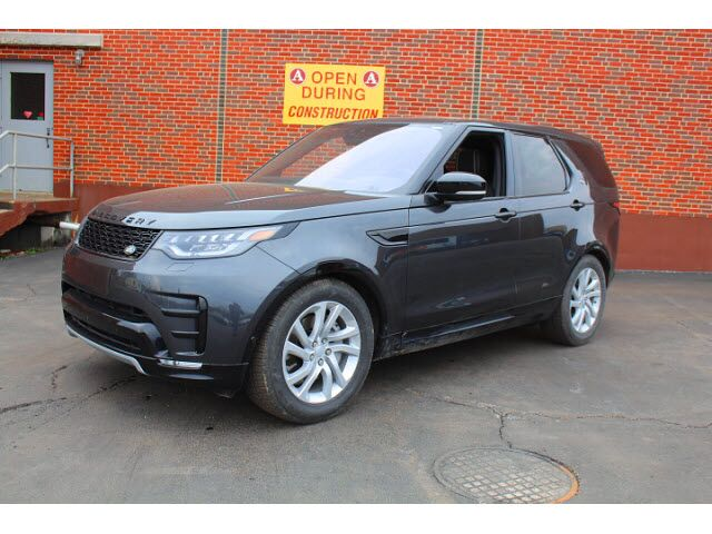 2018 Land Rover Discovery HSE Merriam KS 22609697