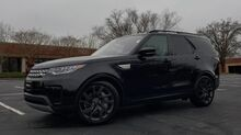 2018_Land Rover_Discovery_HSE / NAV / SUNROOF / CAMERA / 3ROW_ Charlotte NC