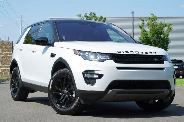 2018 Land Rover Discovery Sport HSE 4WD Fairfield CT