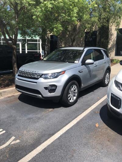 2018_Land Rover_Discovery Sport_HSE_ Charleston SC