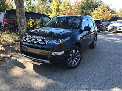 2018_Land Rover_Discovery Sport_HSE Luxury_ Charleston SC