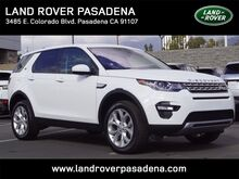 2018_Land Rover_Discovery Sport_HSE_ Pasadena CA