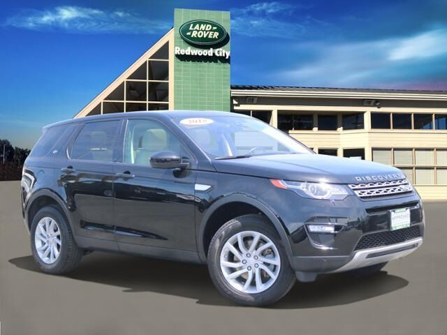 Land Rover Discovery Sport >> 2018 Land Rover Discovery Sport Hse
