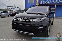 2018_Land Rover_Discovery Sport_HSE / Turbocharged / AWD / Power & Heated Leather Seats / Heated Steering Wheel / Navigation / Meridian Stereo / Sunroof /Bluetooth / Back Up Camera / 1-Owner_ Anchorage AK