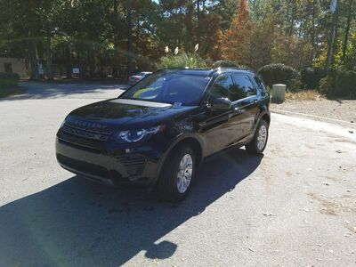 2018_Land Rover_Discovery Sport_SE_ Charleston SC