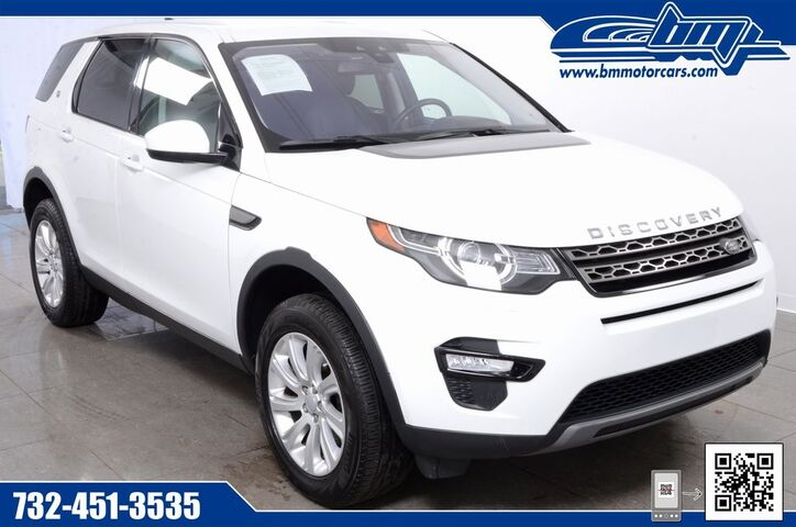 2018 Land Rover Discovery Sport SE Rahway NJ