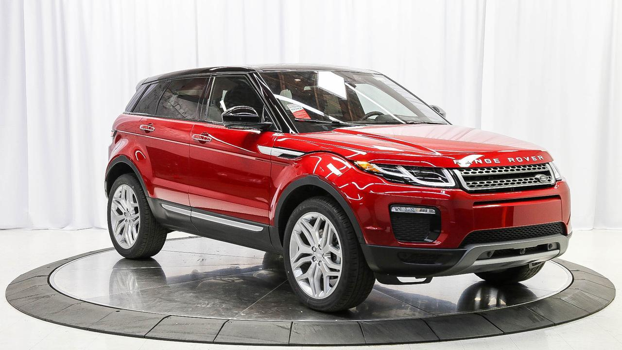 2018 land rover range rover evoque 5 door hse sacramento. Black Bedroom Furniture Sets. Home Design Ideas