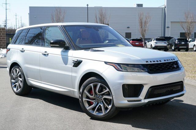 2018 Land Rover Range Rover Sport V6 Supercharged HSE Dynamic Fairfield CT