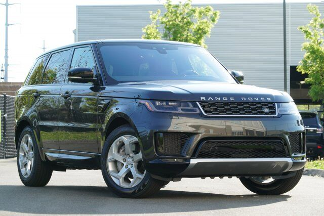 2018 Land Rover Range Rover Sport V6 Supercharged HSE Fairfield CT