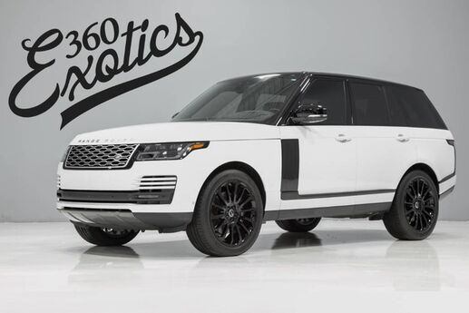 2018 Land Rover Range Rover Supercharged HSE Austin TX