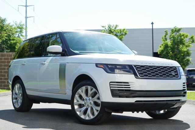 2018 Land Rover Range Rover V8 Supercharged SWB Fairfield CT