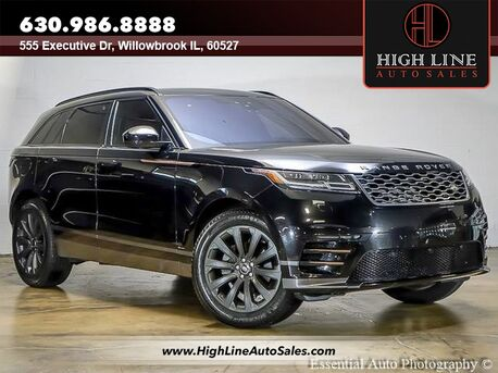 2018_Land Rover_Range Rover Velar_R-Dynamic SE_ Willowbrook IL