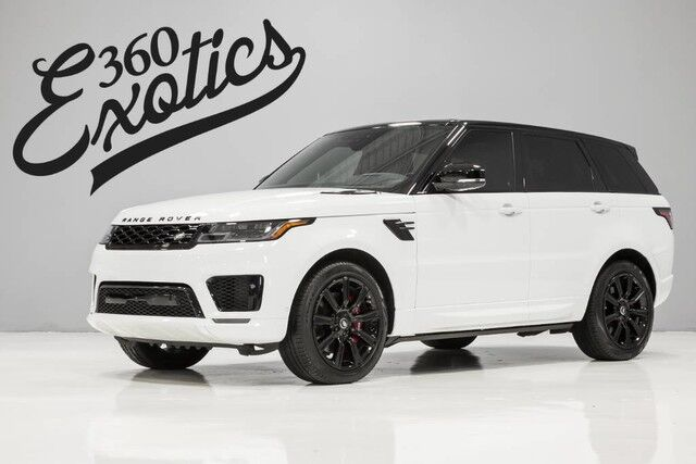 2018_Land Rover_Supercharged Range Rover Sport_Dynamic_ Austin TX