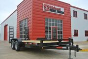 2018 Lawrimore No Model 83X20 14k Equipment Trailer Decatur IL