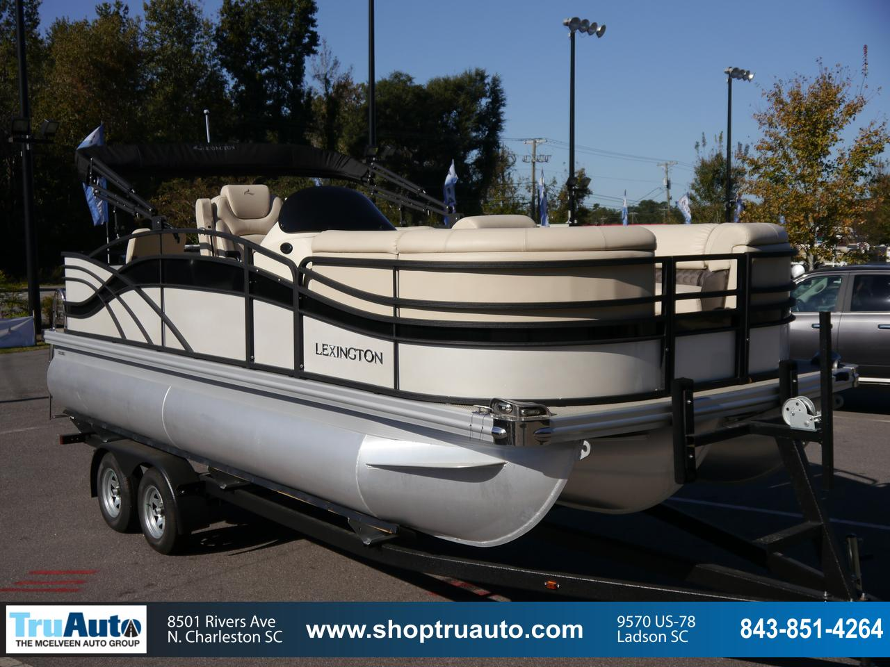 2018 Lexington 621 Tritoon 22ft Pontoon Ladson Sc