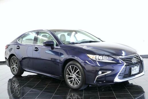 2018 Lexus ES ES 350 FWD 4dr Sdn, Factory Warranty, 1 Owner, Clean Carfax, Navigation System, Multicolor Display, Luxury Package, Intuitive Parking Assist, Panoramic Roof, Leonia NJ
