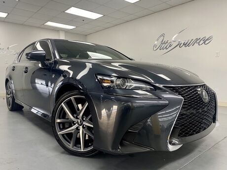 2018 Lexus GS 350 F Sport Dallas TX