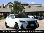 2018 Lexus IS IS 300 F Sport