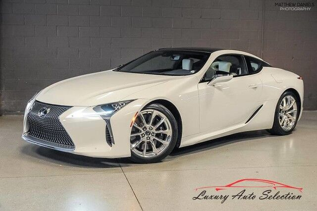 2018_Lexus_LC 500_2dr Coupe_ Chicago IL