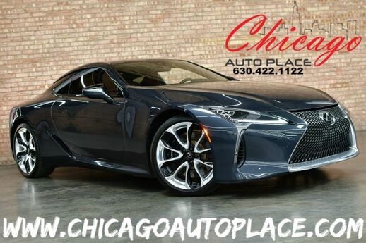 2018 Lexus LC 500 Sport - MSRP-$102650 SPORT PACKAGE CARBON FIBER ROOF 21'' WHEELS HEADS-UP DISPLAY NAVIGATION BACKUP CAMERA KEYLESS GO RIOJA RED LEATHER Bensenville IL