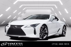 2018_Lexus_LC_LC 500 Low Miles Factory Warranty!_ Houston TX