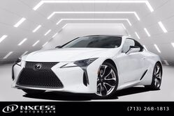 Lexus LC LC 500 Low Miles Factory Warranty! 2018