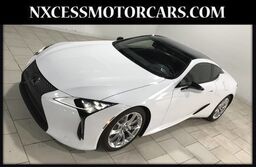 Lexus LC LC 500 ONLY 2K MILES SLEEK ONE OF A KIND 2018