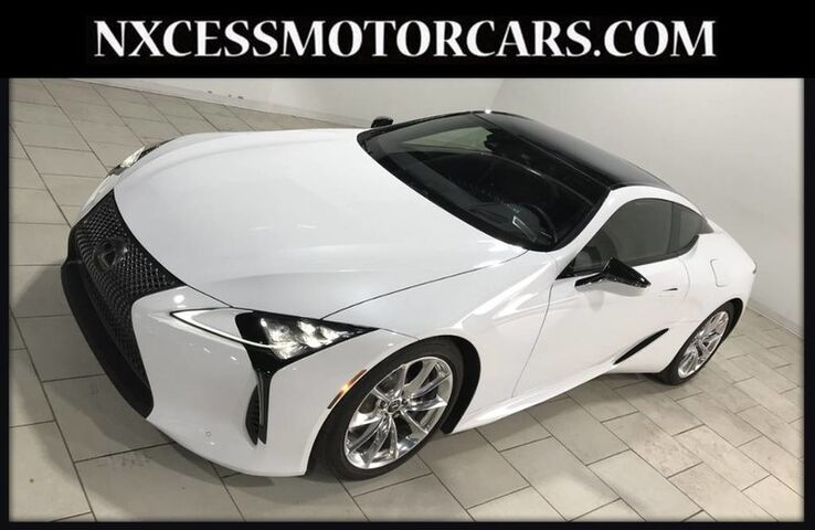 2018 Lexus LC LC 500 ONLY 2K MILES SLEEK ONE OF A KIND Houston TX