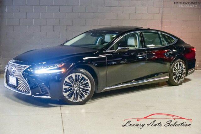 2018_Lexus_LS 500 AWD Luxury_4dr Sedan_ Chicago IL