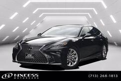 2018_Lexus_LS_LS 500 Only 5K Miles One Owner Factory warranty._ Houston TX