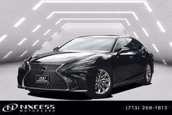 Lexus LS LS 500 Only 5K Miles One Owner Factory warranty. 2018