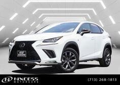 Lexus NX NX 300 F SPORT Low Miles 1 Owner Warranty. 2018
