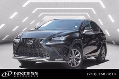 2018_Lexus_NX_NX 300 F Sport 9K Navi Roof Backup Camera Miles One Owner Factory Warranty._ Houston TX