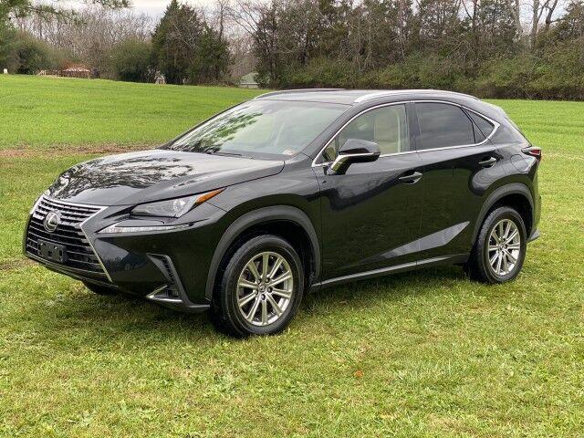 2018 Lexus No Model NX 300 Luxury Crozier VA