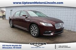 2018_Lincoln_Continental_Premiere_ Milwaukee and Slinger WI