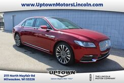 2018_Lincoln_Continental_Reserve_ Milwaukee and Slinger WI
