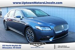 2018_Lincoln_Continental_Select AWD_ Milwaukee and Slinger WI