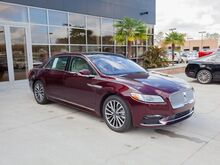 2018_Lincoln_Continental_Select_ Hardeeville SC