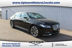 2018_Lincoln_Continental_Select_ Milwaukee and Slinger WI