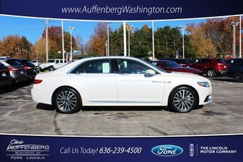 2018_Lincoln_Continental_Select_ Cape Girardeau