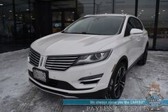 2018_Lincoln_MKC_Reserve / AWD / Auto Start / Heated & Cooled Leather Seats / Heated Steering Wheel / Navigation / Adaptive Cruise Control / Lane Departure & Blind Spot Alert / Panoramic Sunroof / THX Speakers / 1-Owner_ Anchorage AK