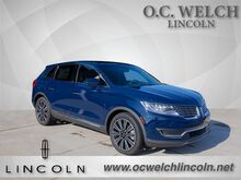 2018_Lincoln_MKX_Black Label_ Hardeeville SC