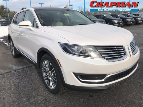 2018 Lincoln MKX Reserve  PA