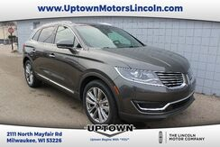 2018_Lincoln_MKX_Reserve AWD_ Milwaukee and Slinger WI