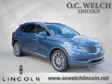 2018_Lincoln_MKX_Reserve_ Hardeeville SC