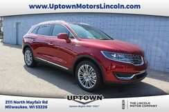 2018_Lincoln_MKX_Reserve_ Milwaukee and Slinger WI